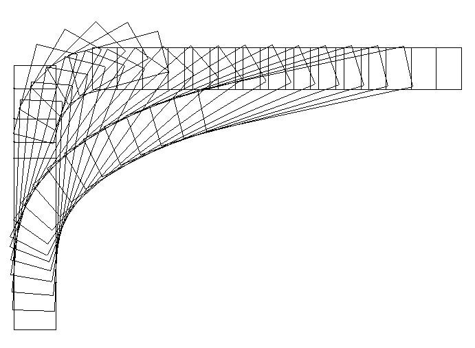 旋回軌跡図12